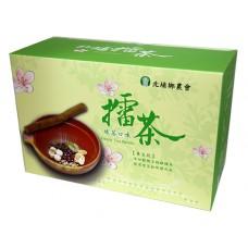 北埔擂茶隨身包 (綠茶口味)