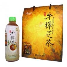 牛樟芝茶禮盒(3瓶入)