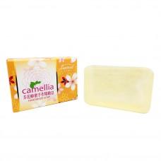 茶花蜂蜜手作精緻皂