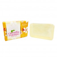 茶花蜂蜜精緻皂